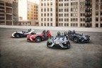 Polaris(R) Unveils New Slingshot(R) 2016 Spring Line-Up