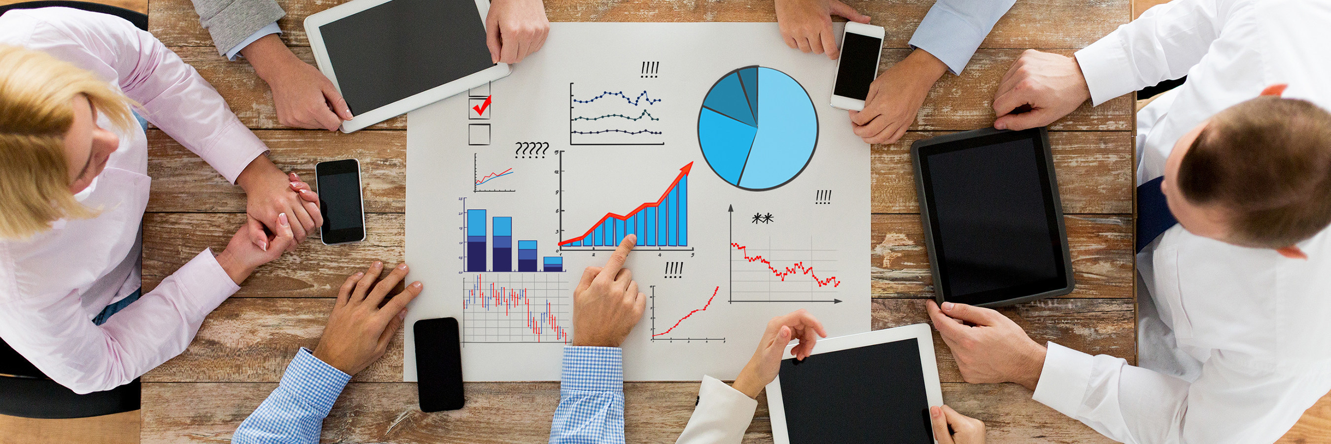 Enhance Your Operations With Advanced Analytics