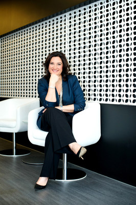 @JiveSoftware's EVP of Marketing & Products Elisa Steele joins Anne Donovan, U.S. transformation leader for human capital, PwC to delve into how Millennial workstyles encourage a more collaborative way to work for everyone (PRNewsFoto/Jive Software)