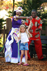 Guests experience cultures from around the world with performers at Silver Dollar City's World-Fest, Branson, Missouri. (PRNewsFoto/Silver Dollar City)