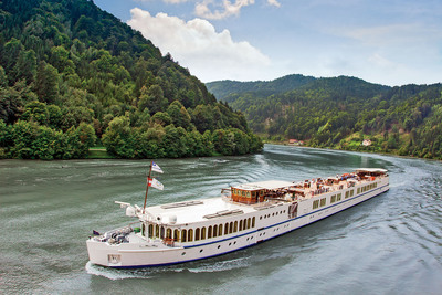 Grand Circle Cruise Line's newly acquired M/S Chanson (formerly the River Cloud II) will operate a new Bordeaux itinerary in 2015. (PRNewsFoto/Grand Circle Cruise Line) (PRNewsFoto/GRAND CIRCLE CRUISE LINE)