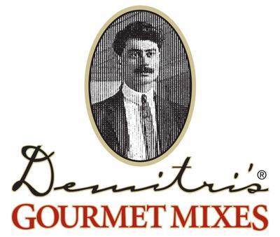 Demitri's Gourmet Mixes logo.  (PRNewsFoto/Demitri's Gourmet Mixes, Inc.)
