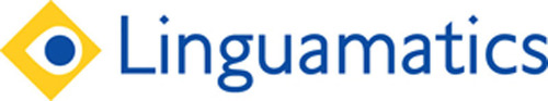 Linguamatics logo.  (PRNewsFoto/Linguamatics)