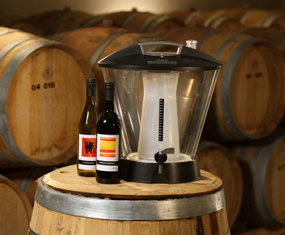 Creative Valetines Day Gift: Home Winemaking Kit for Sweetheart.  (PRNewsFoto/Artful Winemaker)