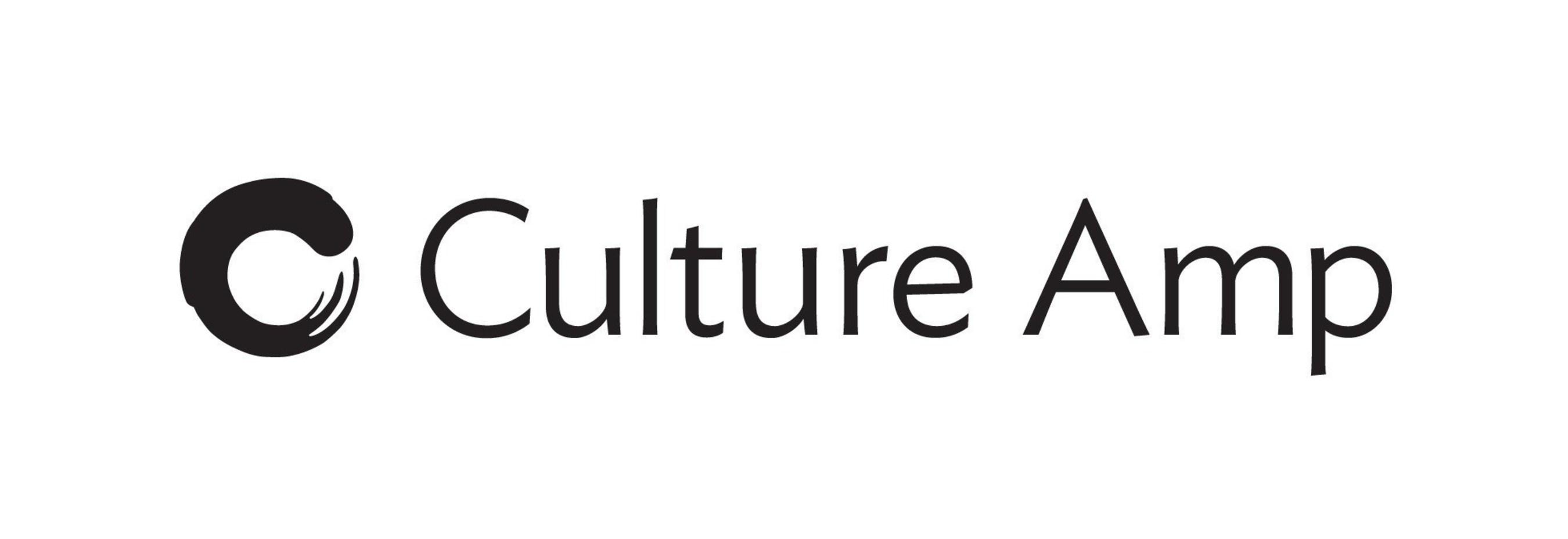 Culture Amp logo. (PRNewsFoto/Culture Amp)