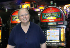 Massive Cash Jackpot Winner Lucky Linda of Fresno, CA ~ Massive Cash Jackpots Are Found Only at Table Mountain Casino in Friant, CA!  Photo Credit: Table Mountain Casino (PRNewsFoto/Table Mountain Casino)