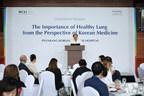 Dr. Seo Hyo-seok, the representative doctor of the Pyunkang Korean Medicine Hospital