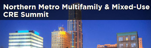 Leading commercial real estate executives from around the nation and metropolitan New York region are expected to attend the Northern Metro Multifamily & Mixed-Use CRE Summit.  (PRNewsFoto/CapRate Events, LLC)