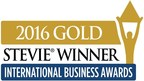 Jive's Interactive Intranet Takes Home Gold Stevie® Award for Best New Big Data Product of 2016