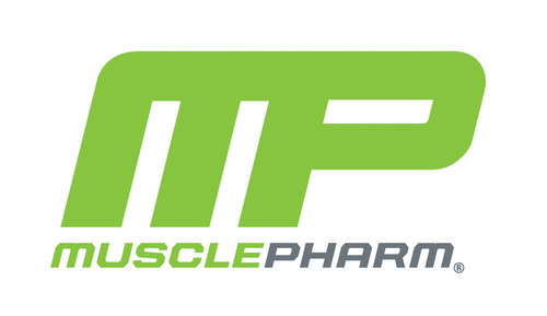 MusclePharm logo.  (PRNewsFoto/MusclePharm Corporation)