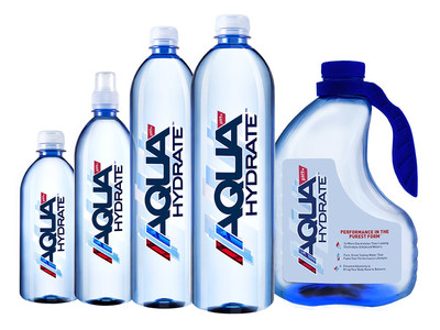 The AQUAhydrate(R) product family.