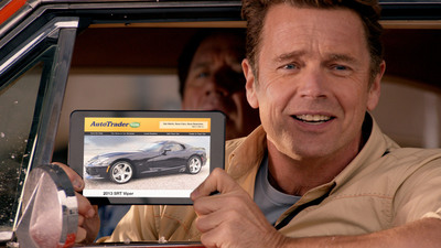 "AutoTrader.com Debuts New Advertising Campaign Featuring ""The Dukes of Hazzard."" (PRNewsFoto/AutoTrader.com)"