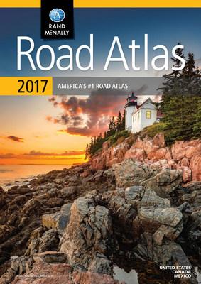 2017 Rand McNally Road Atlas