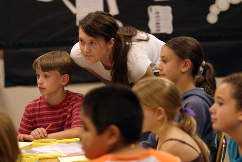 A new online resource provides a comprehensive overview of what you need to know to become a teacher in Oregon.  (PRNewsFoto/OregonTeachingDegree.com)