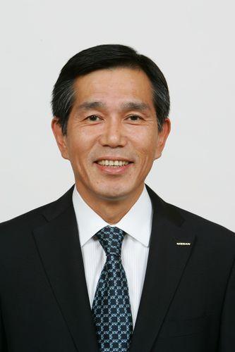 Shouhei Kimura, Corporate Vice President for Vehicle Production Engineering, Nissan Motor Co., Ltd. ...