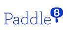 Paddle8 logo.  (PRNewsFoto/Paddle8)