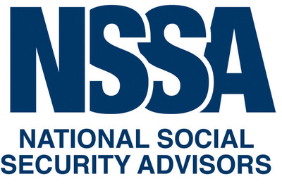National Social Security Advisors (NSSA) Logo. (PRNewsFoto/Premier Social Security Consulting, LLC) (PRNewsFoto/SOCIAL SECURITY CONSULTING, LLC)