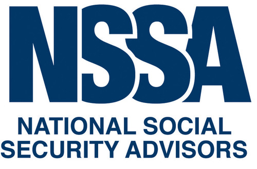National Social Security Advisors (NSSA) Logo. (PRNewsFoto/Premier Social Security Consulting, LLC) (PRNewsFoto/SOCIAL SECURITY CONSULTING, LLC)