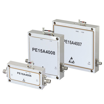 X Band High Gain Power Amplifiers from Pasternack.  (PRNewsFoto/Pasternack Enterprises, Inc.)