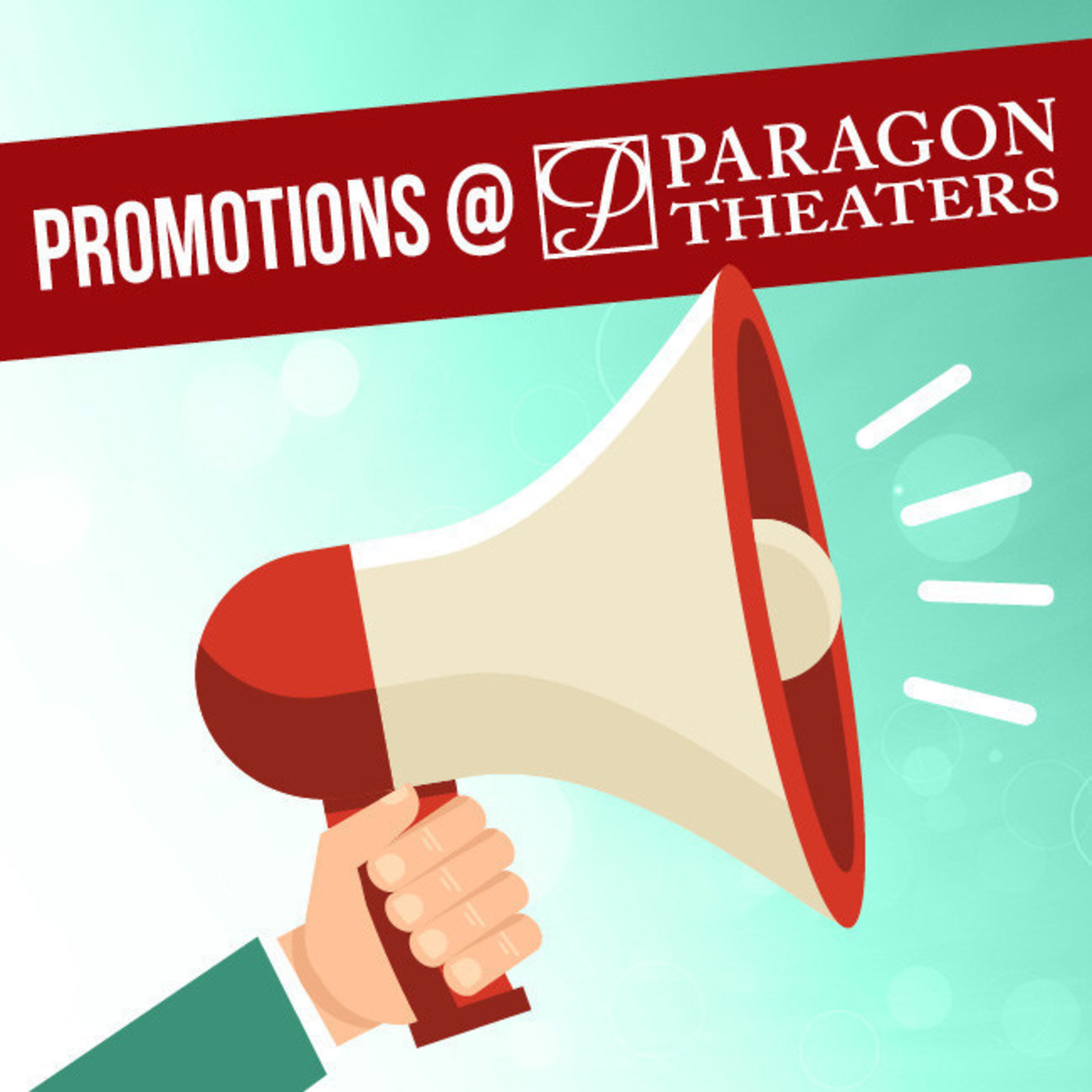 Paragon Theaters Offering Exciting Fall Promotions, Contest And A Breast Cancer Fundraiser