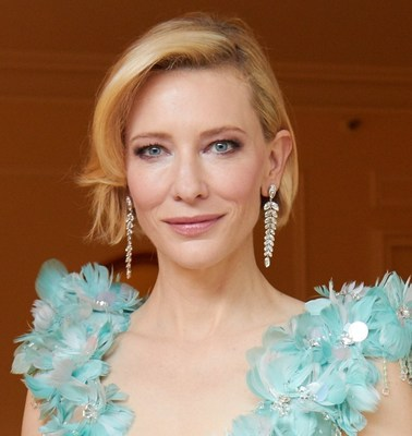 Cate Blanchett at the 88th Academy Awards