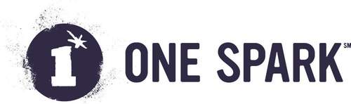 One Spark Logo. (PRNewsFoto/One Spark, Inc.) (PRNewsFoto/ONE SPARK, INC.)