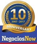 Negocios Now wins 3 more national awards
