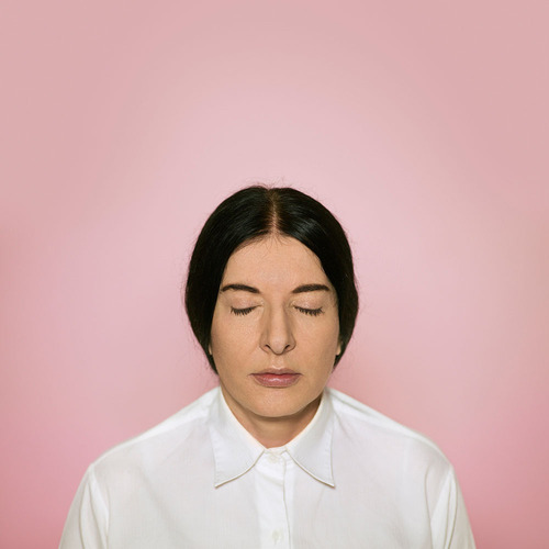Marina Abramovic, The Current, 2013, Fine art pigment print on cotton paper, 17 x 17 inches, Edition of 300, ...