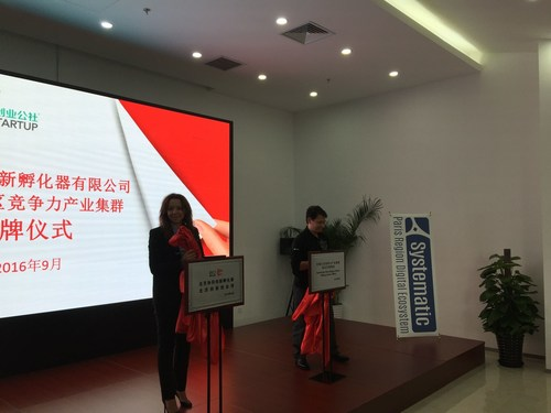 Systematic baut Präsenz und Aktivitäten in China aus