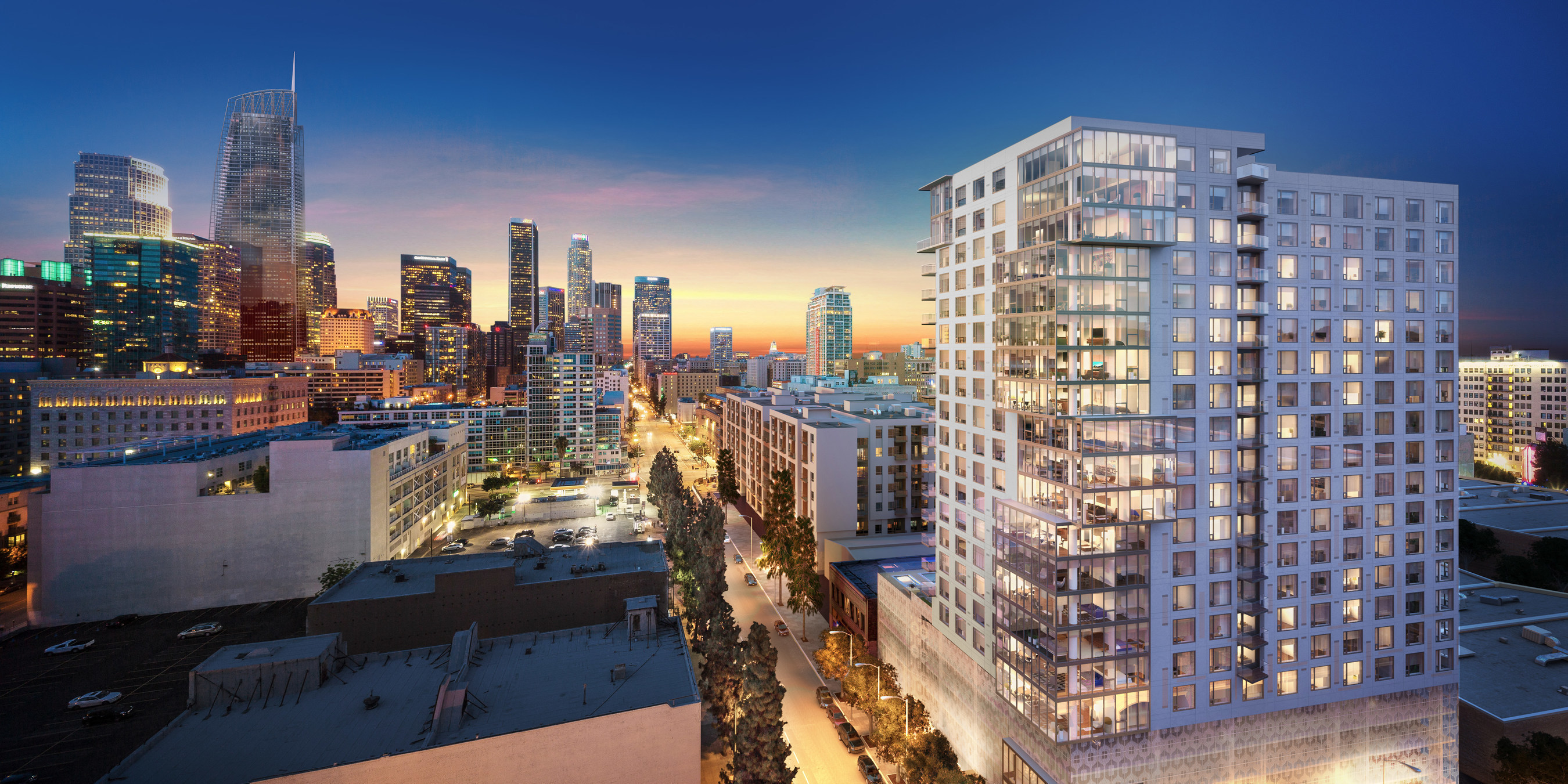 Trumark Urban Offers First Look At Life Inside The Highly Anticipated TEN50 Residences In Downtown Los Angeles