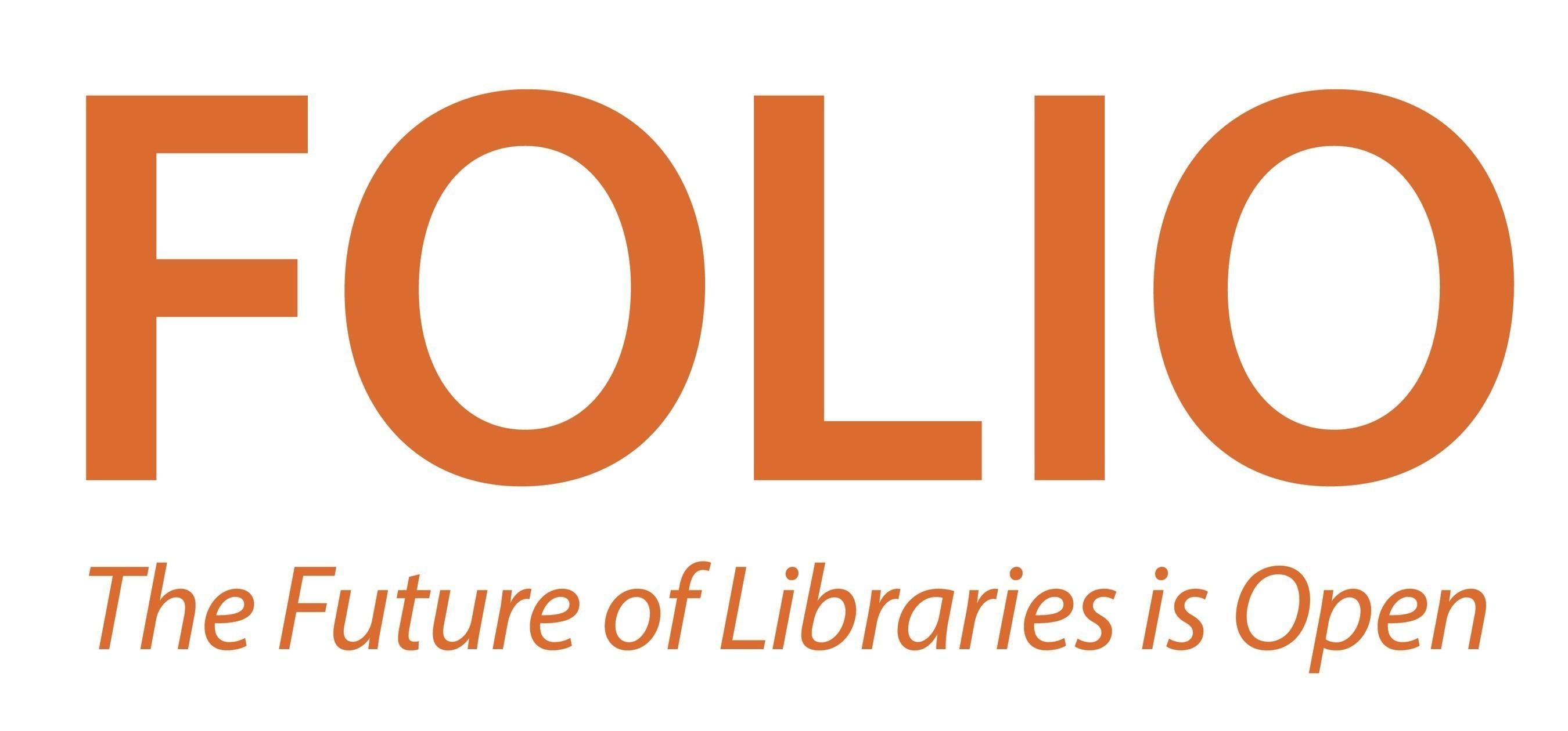 Introducing FOLIO