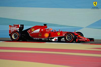 Honeywell to Provide Turbos to Scuderia Ferrari in Formula 1. (PRNewsFoto/Honeywell Turbo Technologies) (PRNewsFoto/HONEYWELL TURBO TECHNOLOGIES)