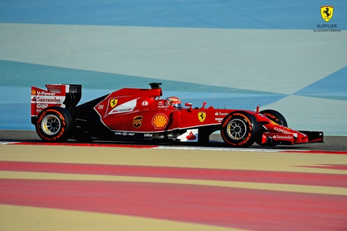 Honeywell to Provide Turbos to Scuderia Ferrari in Formula 1. (PRNewsFoto/Honeywell Turbo Technologies) (PRNewsFoto/HONEYWELL TURBO TECHNOLOGIES)