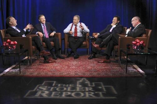 Stoler Report Debut 13th Season. (PRNewsFoto/Michael Stoler Television) (PRNewsFoto/MICHAEL STOLER TELEVISION)