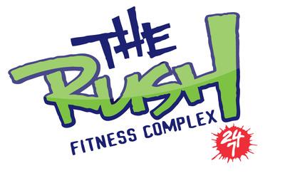 The Rush Fitness Complex Logo.  (PRNewsFoto/The Rush Fitness Complex)