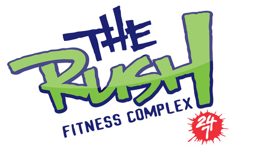 The Rush Fitness Complex Logo.  (PRNewsFoto/The Rush Fitness Complex)