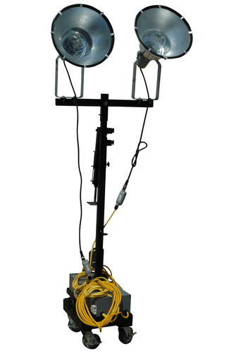 Larson Electronics Releases New Metal Halide Boiler Light with Folding Boom