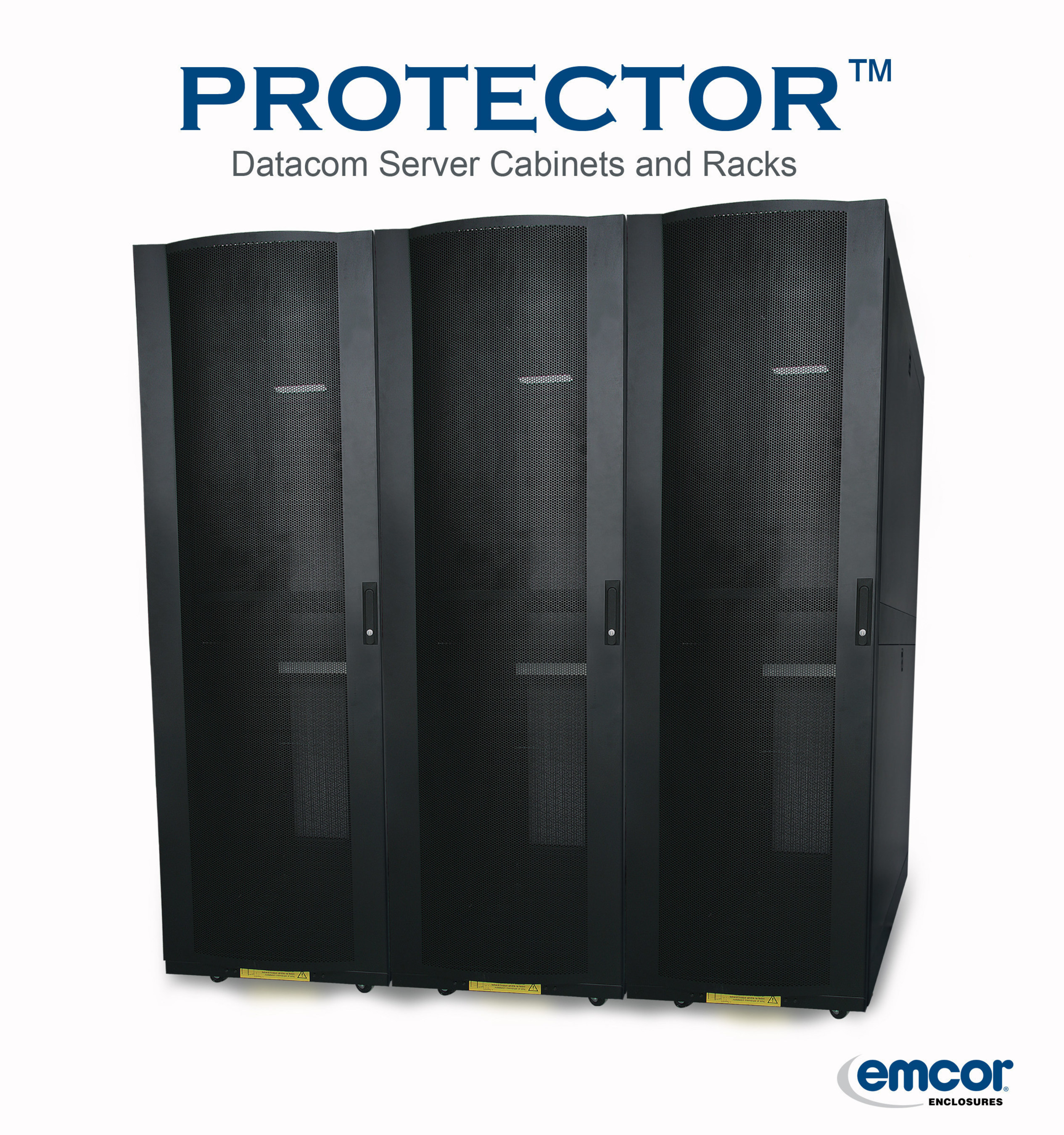 Emcor's New Protector™ Series Datacom Server Cabinets Featured at 2016 BICSI Winter Conference