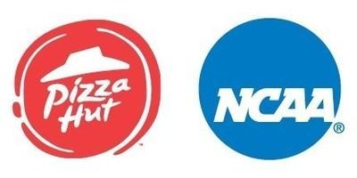 Pizza Hut - NCAA Logo