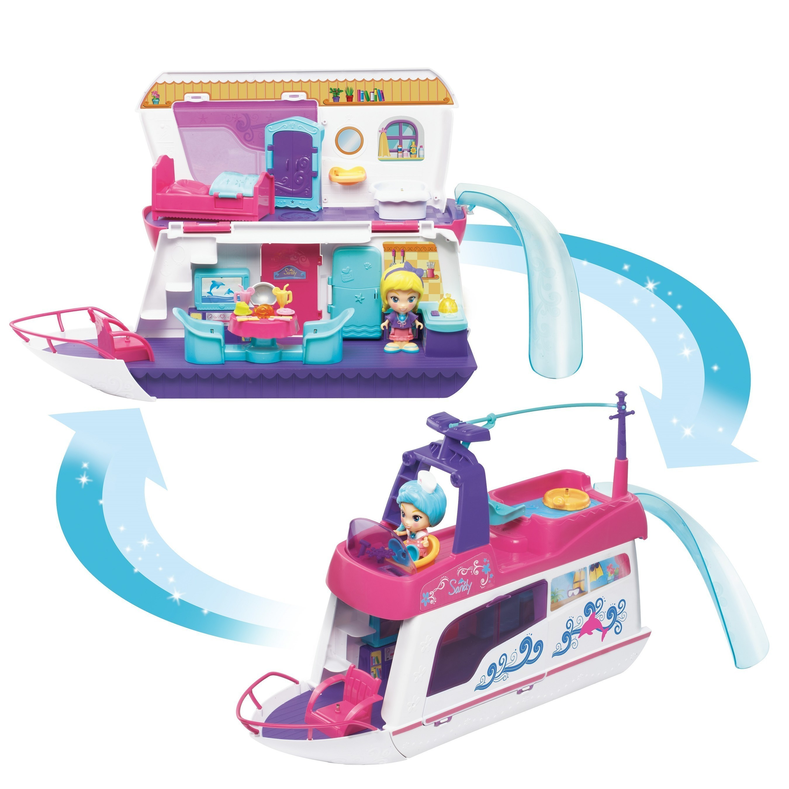 Let Your Dreams Shine! Award-Winning Flipsies Line by VTech' Available Now