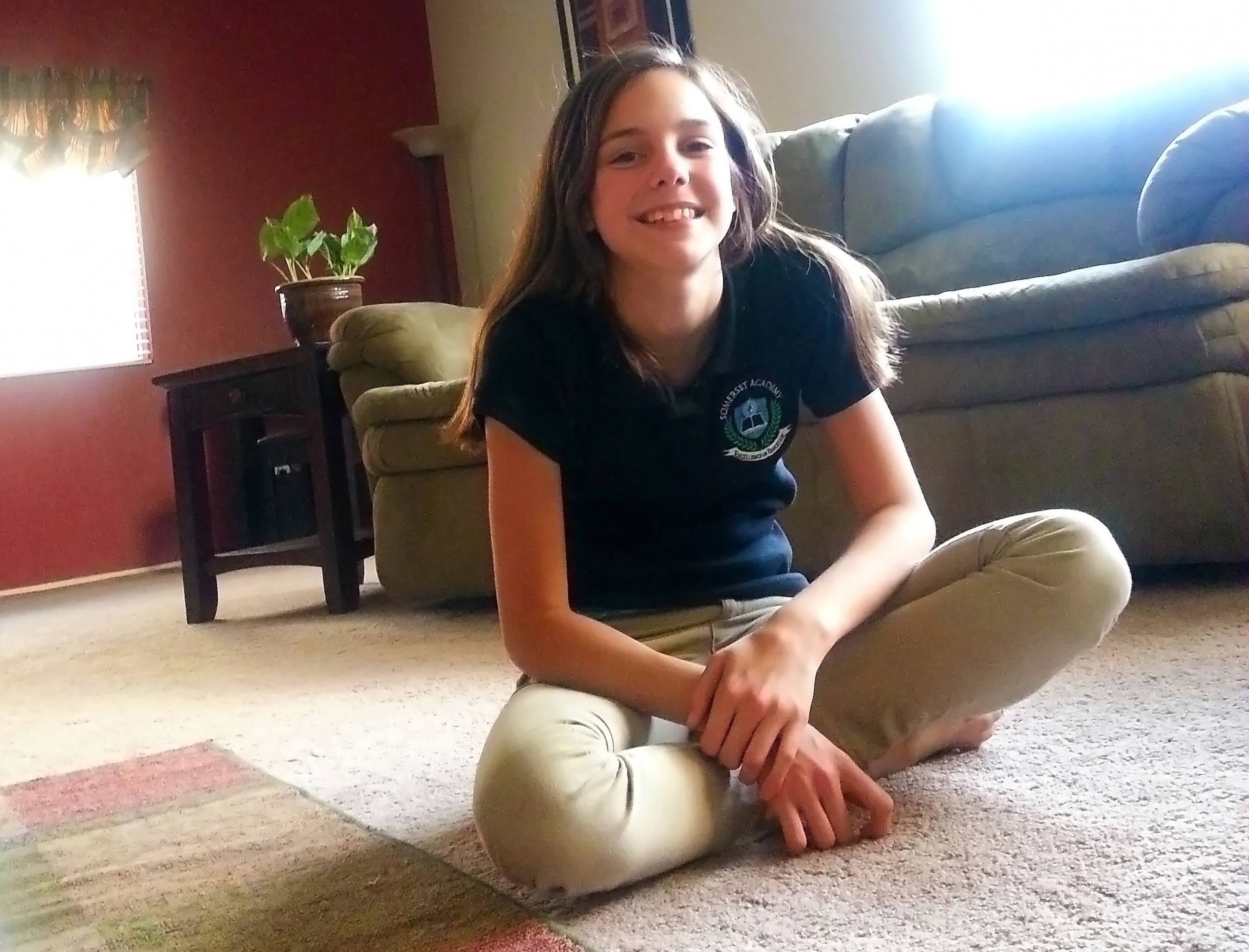 SCHOOL OFFICIALS APOLOGIZE FOR DENYING SIXTH-GRADER MACKENZIE FRAISER'S RIGHT TO USE JOHN 3:16 IN CLASS ASSIGNMENT