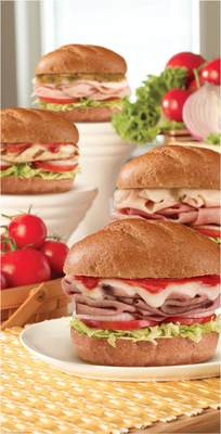 Firehouse Subs New Hearty & Flavorful, Under 500 Calories Menu (PRNewsFoto/Firehouse Subs )