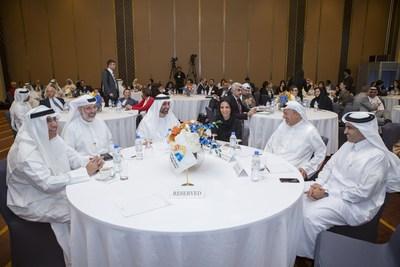 The Abu Dhabi Sustainable Business Leadership 2015 (PRNewsFoto/Abu Dhabi Sustainability Group)