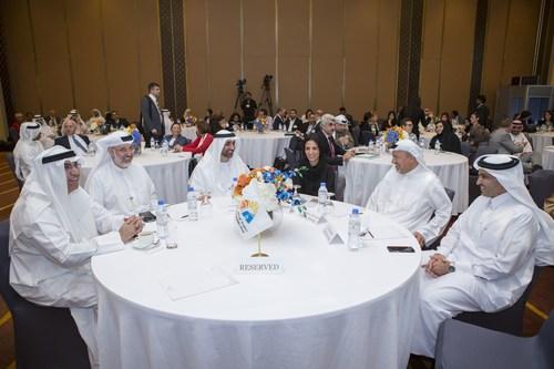 The Abu Dhabi Sustainable Business Leadership 2015 (PRNewsFoto/Abu Dhabi Sustainability Group) (PRNewsFoto/Abu Dhabi Sustainability Group)