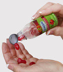 Jelly Belly Snapple Mix Bottles Natural Flavors in Clever New Candy Package