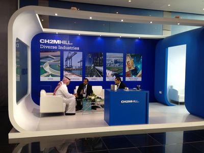 CH2M HILL Participation at ADIPEC 2014