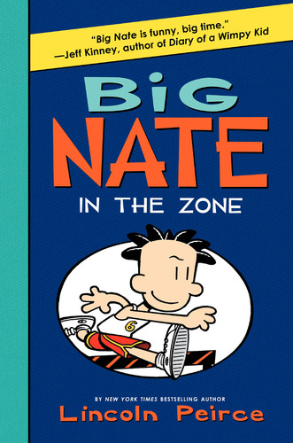 To Celebrate 6th Book In Big Nate Series, HarperCollins Breaks Guinness World Records(R) Title For World's Longest Cartoon Strip By A Team. (PRNewsFoto/Harper Collins Children's Books) (PRNewsFoto/HARPER COLLINS CHILDREN'S BOOKS)