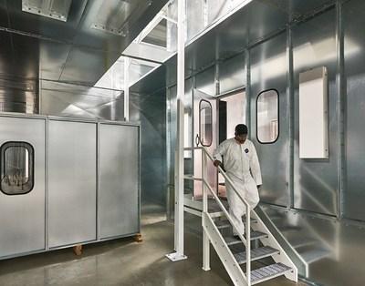 Agility's Automated Paint Shop