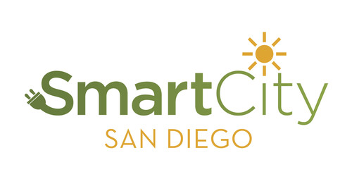 Smart City San Diego Logo.  (PRNewsFoto/San Diego Gas & Electric)
