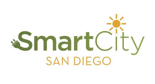 Smart City San Diego Logo.  (PRNewsFoto/San Diego Gas & Electric)
